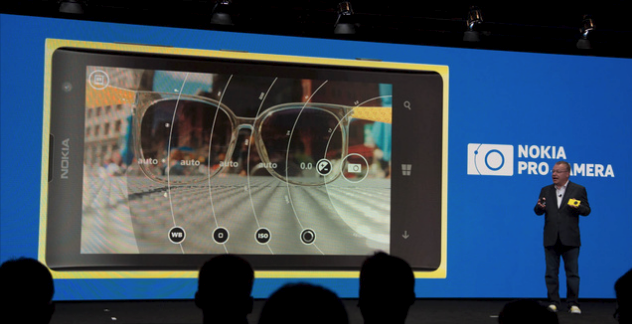 Nokia Lumia 1020 Smartphone Camera