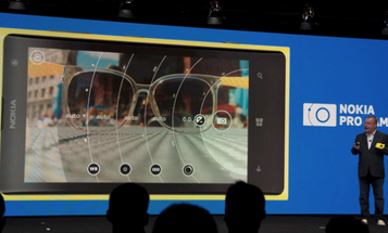 Nokia Lumia 1020 Is a 41-Megapixel Smartphone Camera