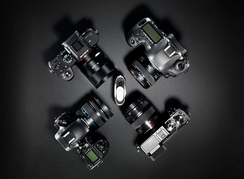 Popular Photography Camera of the Year 2015: The Nominees