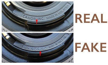 Canon Issues Service Notice Warning Of Fake EF 50mm f/1.8 II Lenses