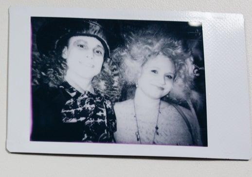 Instax monochrome black and white instant film