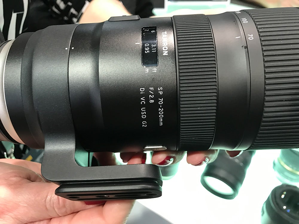Tamron SP 70-200mm F2.8 Di VC USD G2 Zoom Lens