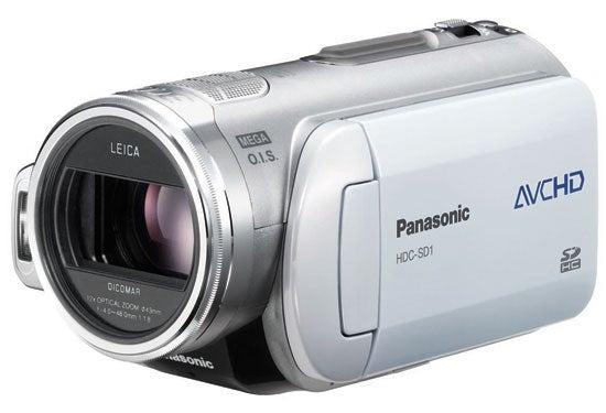 """Panasonic-HDC-SD1-AVCHD-memory-card-camcorder"""
