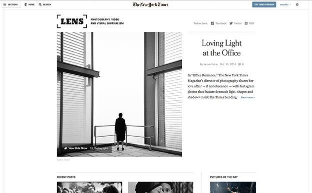 lens blog