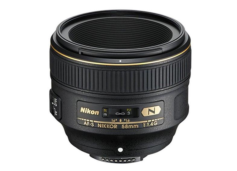 Nikon 58mm F/1.4 NOCT Prime Lens