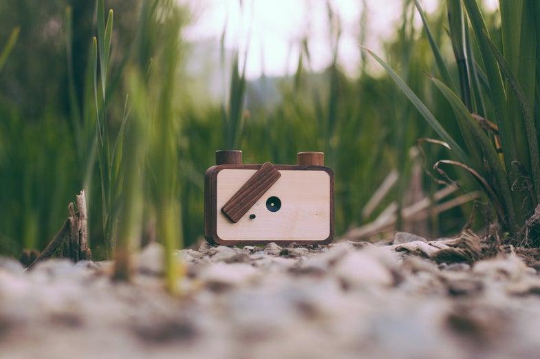 Kickstarter: ONDU's Mk II Pinhole Cameras Have A Durable New Look