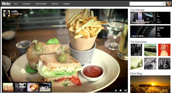 New Flickr 1 Terabyte