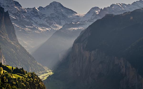 Mentor Series: Switzerland and Lake Como