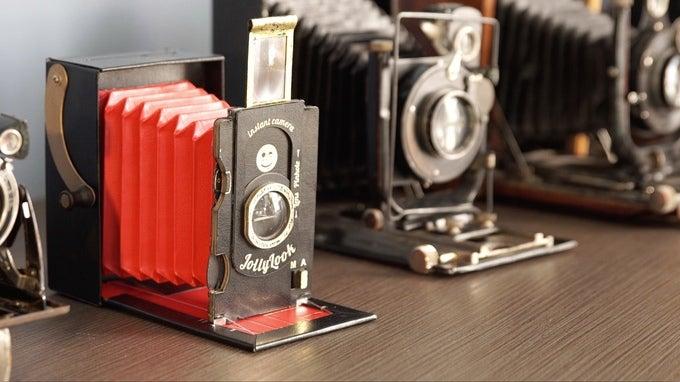 Jollylook Film Camera