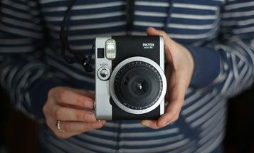 Fujifilm Instax Mini 90 Neo Classic Camera Review