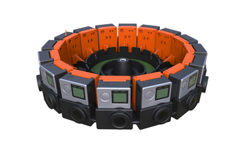 Google Jump Uses a Ring of 16 GoPro Cameras To Capture 360-Degree Panoramas in 3D
