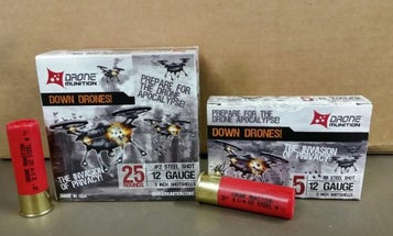 You Can Now Buy Shotgun Shells Designed Specifically For Shooting Down Drones