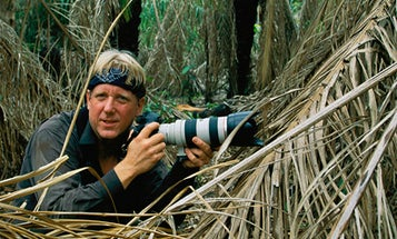 Behind the Lens with Steve Winter