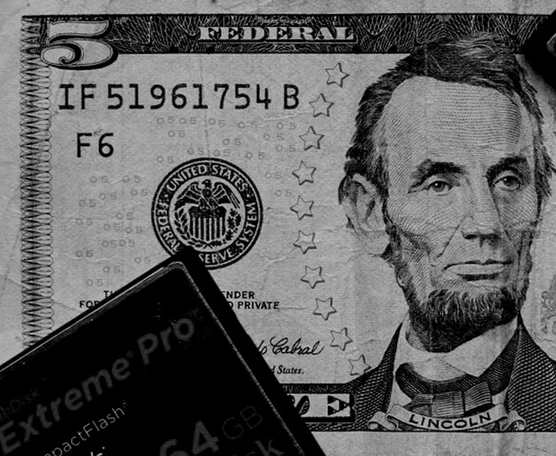 FYI: You Can't Edit Photos of Money in Adobe Photoshop (Sometimes)