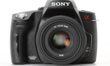 Sony Alpha 390