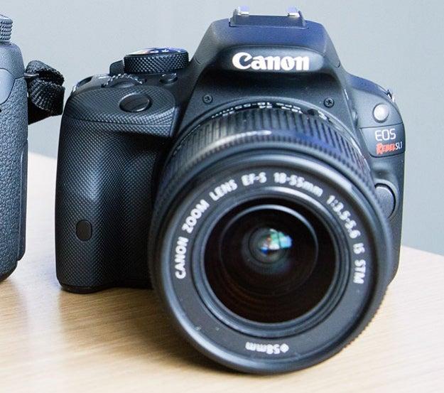 Canon EOS Rebel SL1 DSLR