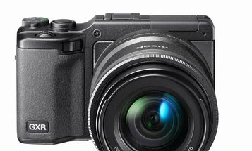 New Gear: Ricoh GXR A16 24-85mm f/3.5-5.5 16MP Lens/Sensor Combo