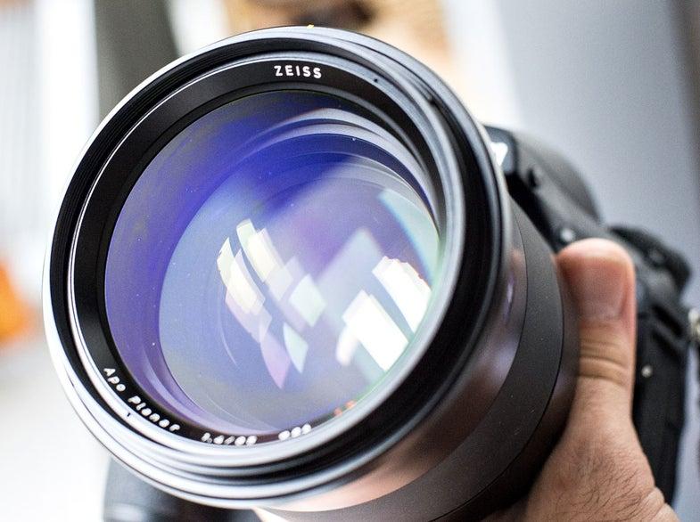 zeiss otus 85mm F/1.4 Lens