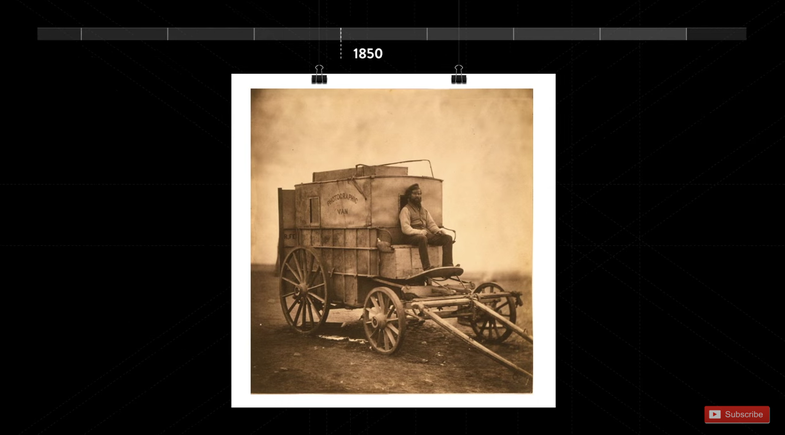 The History of Photography Video