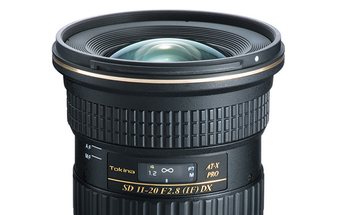 New Gear: Tokina 11-20mm F/2.8 PRO DX Wide-Angle Zoom Lens