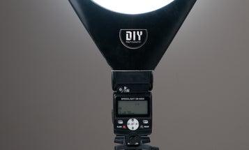 DIY Photography Release Super-Affordable Lighting Mod Kits