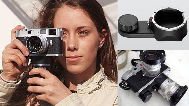 Leica Lensholder
