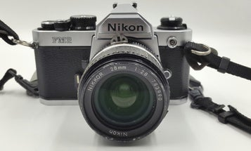 eBay Watch: Iconic Photographer Mary Ellen Mark's Nikon FM2 Camera