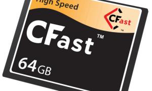 SanDisk To Skip XQD, Keep Focus On CFast