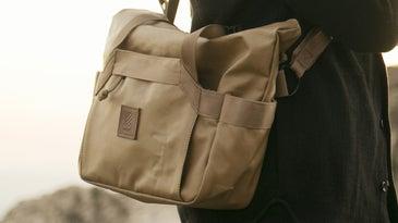 Landry Messenger Tote Camera Bag