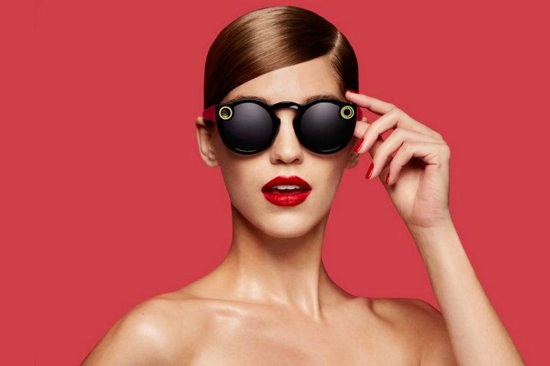 Snap Inc. Spectacles Snapchat Camera Glasses