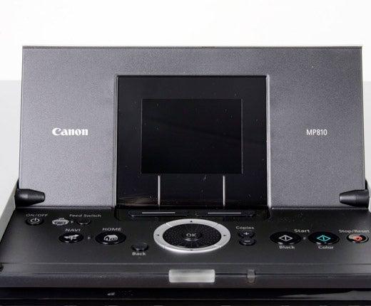 """""""Canon-Pixma-MP810-LCD-monitor"""""""