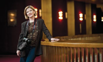 I Photographer: Grand Opera Shooter Marty Sohl