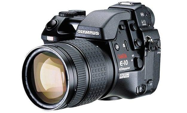2000 Olympus E-10