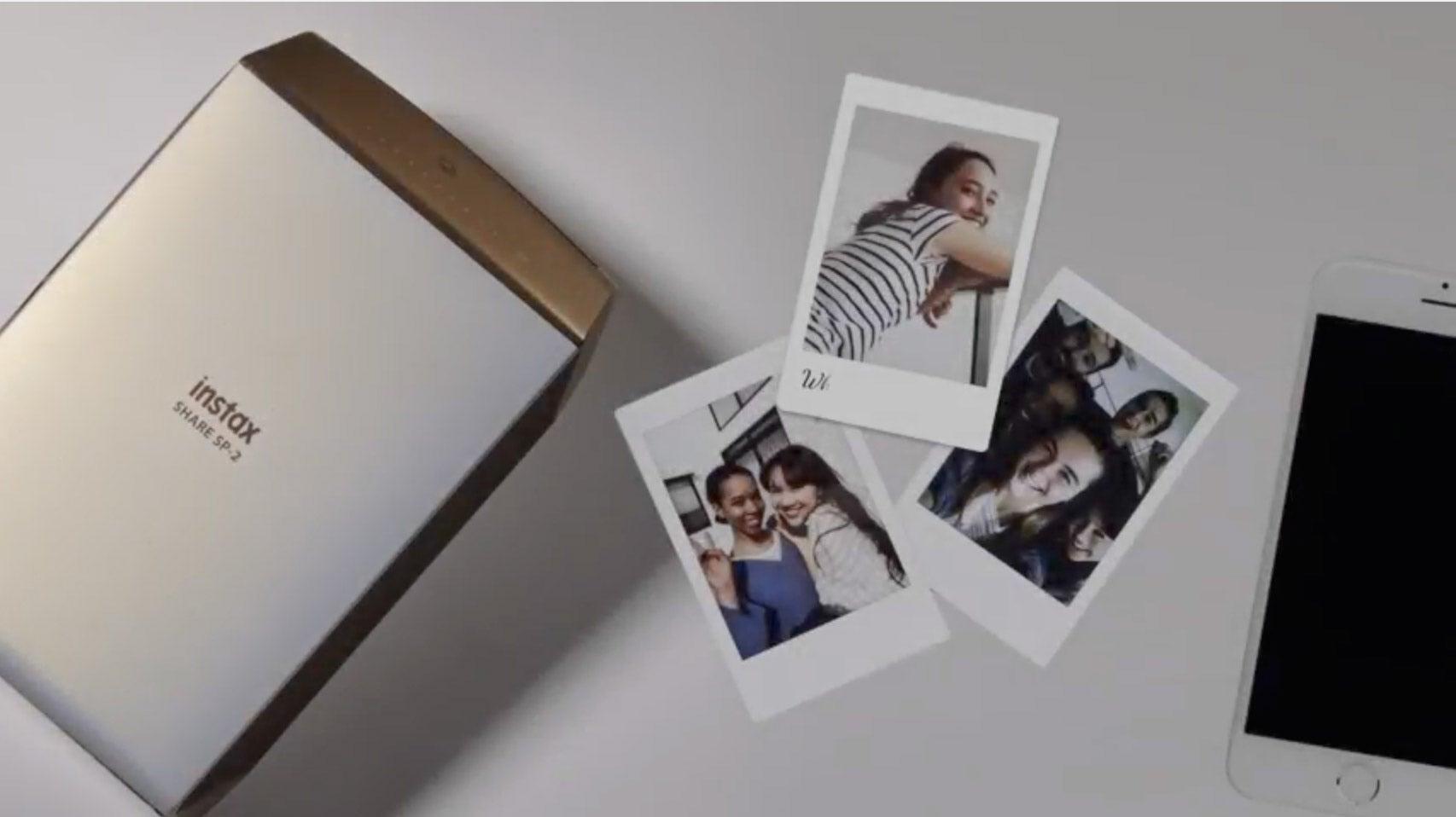 Fujifilm Instax SP-2 Instant Film Printer