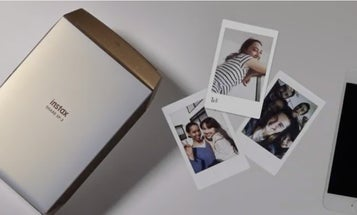 Fujifilm Instax Printer Gets a Redesigned Body, Faster Printing
