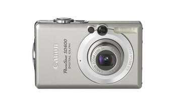 Camera Review: Canon PowerShot SD600 Digital ELPH