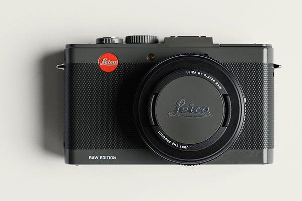 """Leica D-Lux 6 """"G-Star RAW"""
