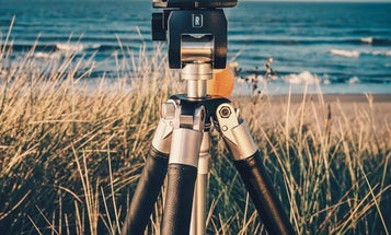 The Cokin Riviera Classic is a Modern Tripod with a Retro Feel