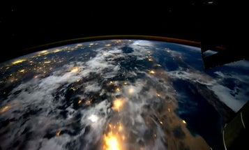 Video: Time Lapse of Earth from the International Space Station