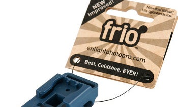 Frio V2 Cold Shoe Is Simple, Effective