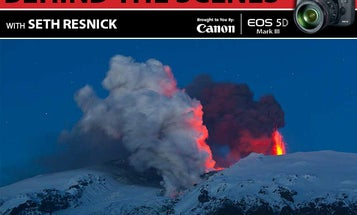 BEHIND THE SCENES WITH the Canon EOS 5D Mark III: Explorer of Light Photographer, Seth Resnick [Sponsored Post]