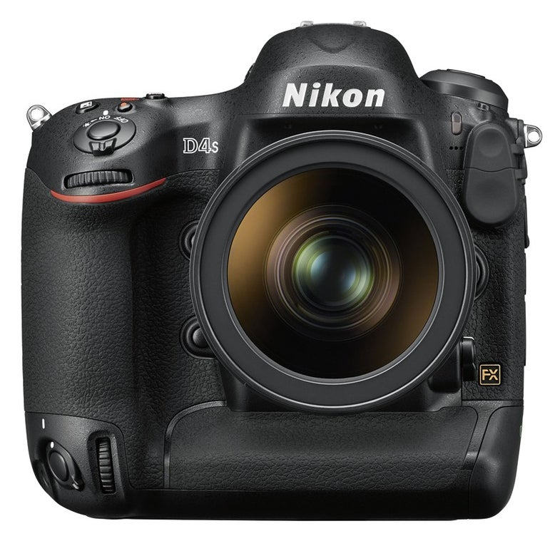 Nikon D4s Professional DSLR Camera