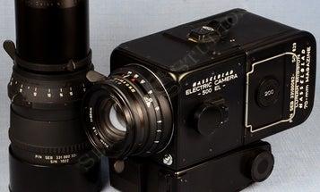 Hasselblad 500EL Electric NASA Moon Camera on eBay for $75,000