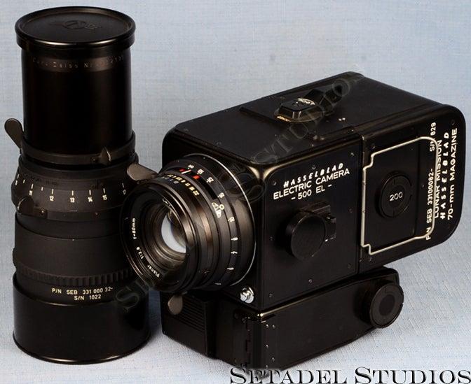 Hasselblad 500EL Electric NASA Camera