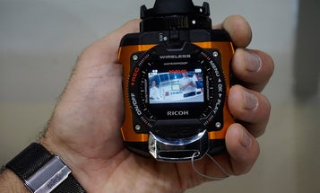 Hands-On: Ricoh WG-M1 Waterproof Action Camera