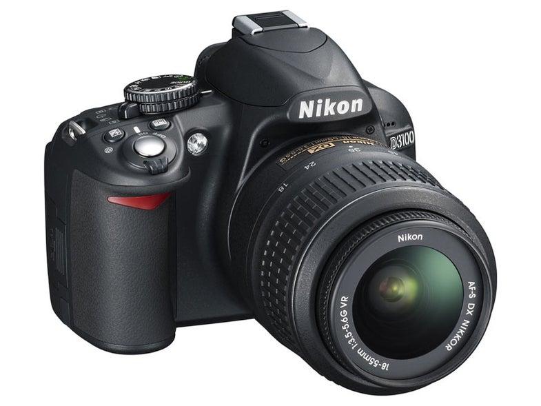 New Gear: Nikon D3100 DSLR
