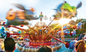 How To: Make Great Photos at an Amusement Park