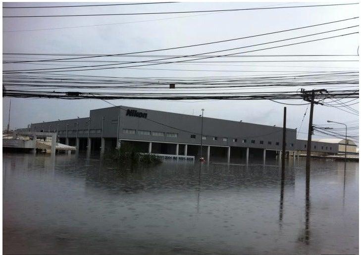 Nikon flood