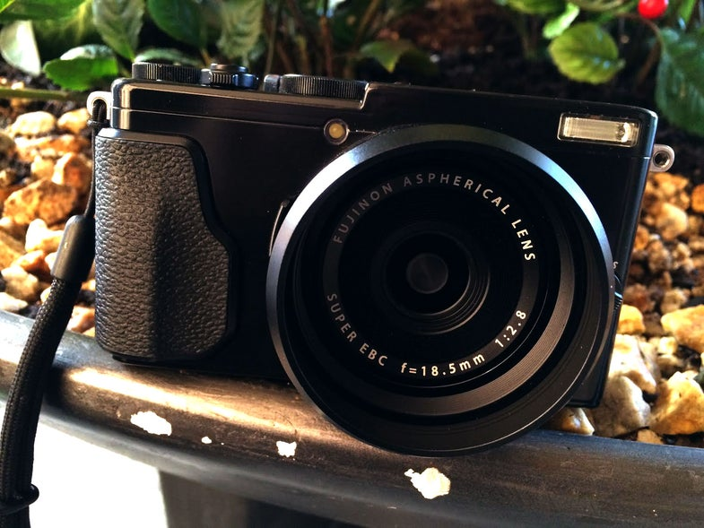 Fujifilm X70 Compact Camera
