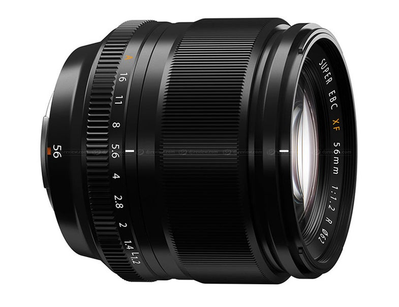 Fujifilm 56mm F/1.2 R Portrait Prime Lens